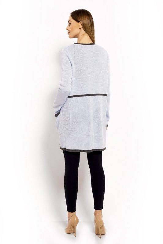 b28ccdc85b Sweter Ciążowy Model 40004C Sky Blue - Odzież ciążowa - Odzież ...