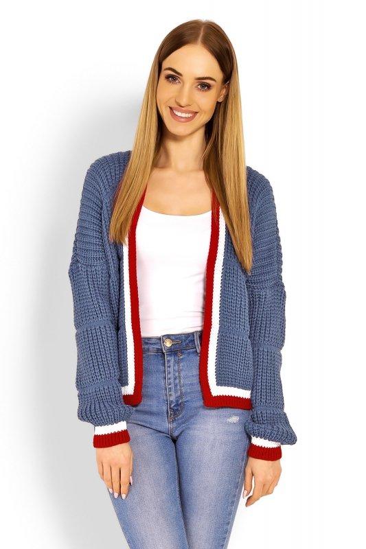 Kardigan Model 60004 Jeans