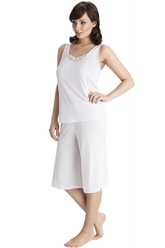 Halka-damska-Spodenki-XL-XXL-plus-size-Model-4143-White