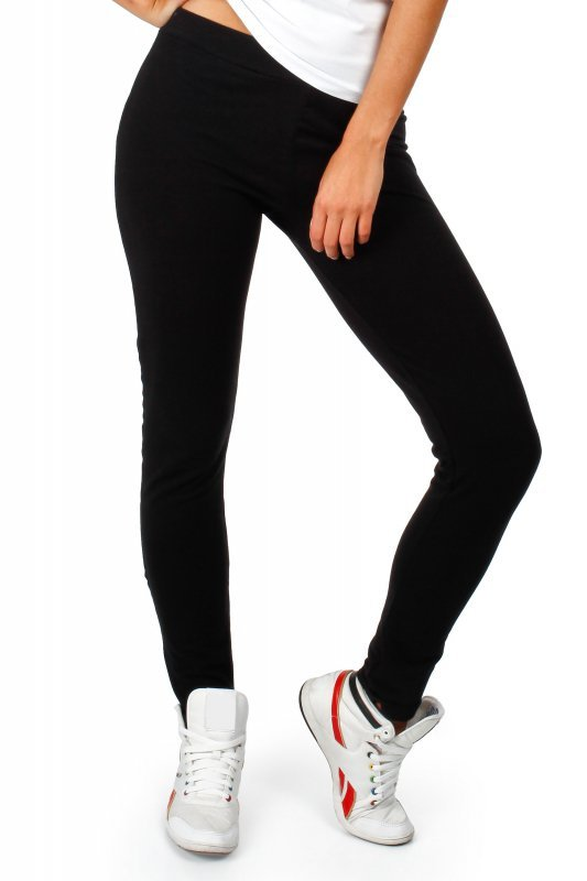 Spodnie dresowe MOE055 Black