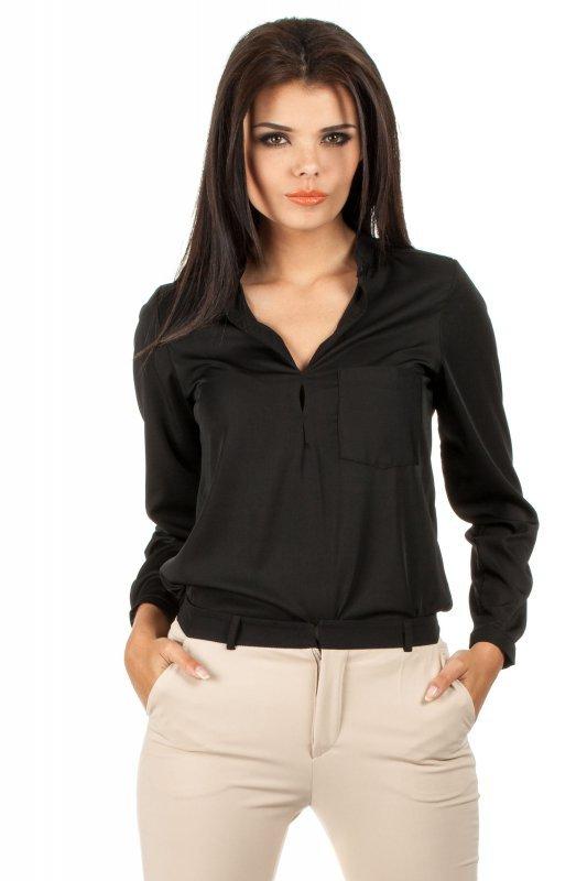 Bluzka Model MOE063 Black