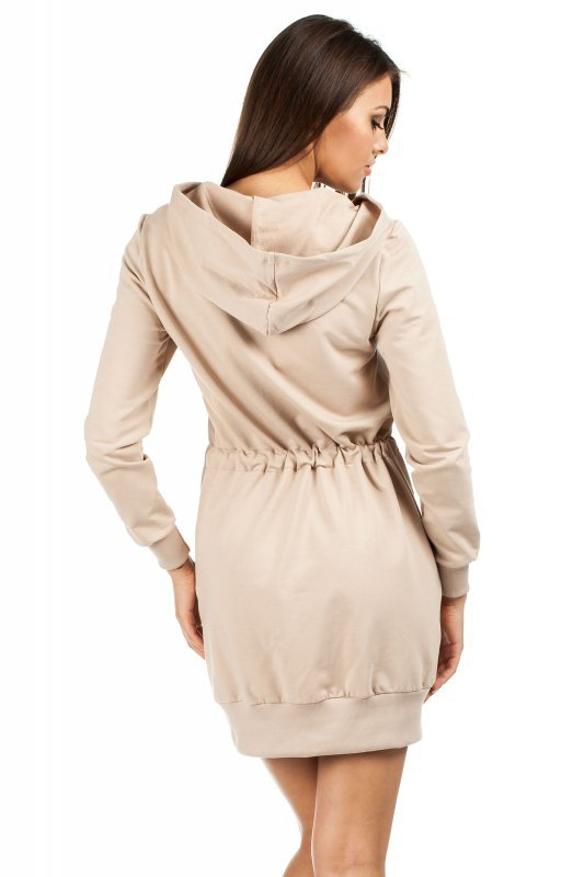 Sukienka Model MOE116 Beige