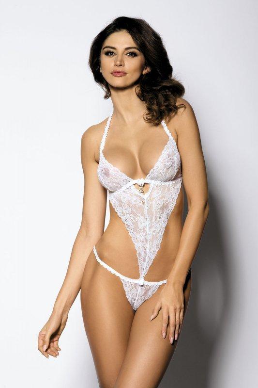 Body Model Penny White