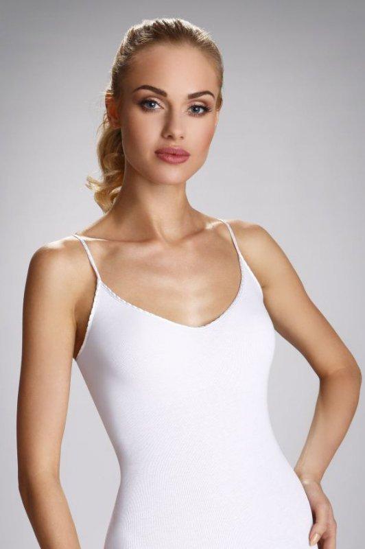 Koszulka Model Maja White
