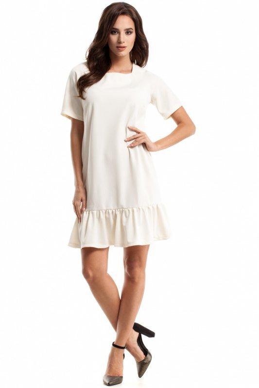 Sukienka Model MOE282 Ecru