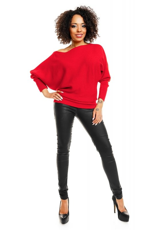 Sweter model 70003 Neon Coral