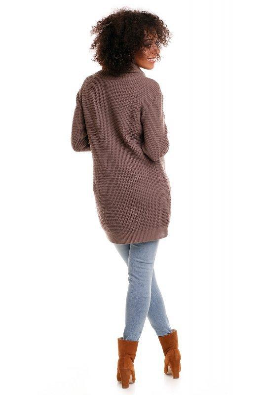Sweter model 30044C Cappuccino