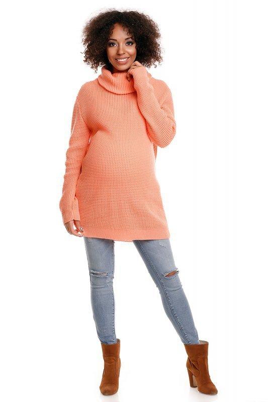 Sweter model 30044C Apricot