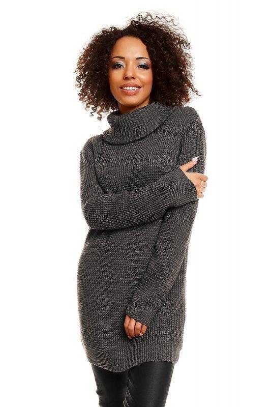 Sweter model 30044 Graphit