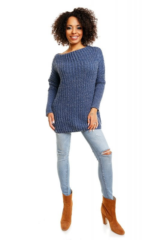 Sweter model 30043 Jeans