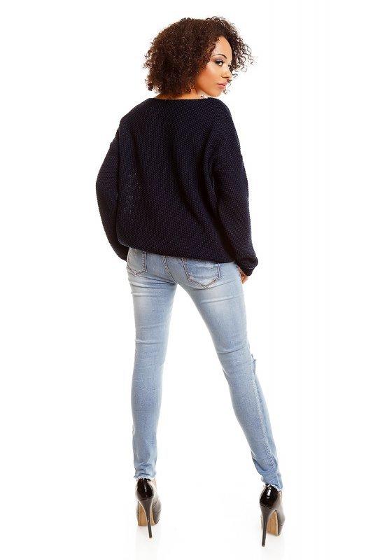 Sweter model 30047 Navy