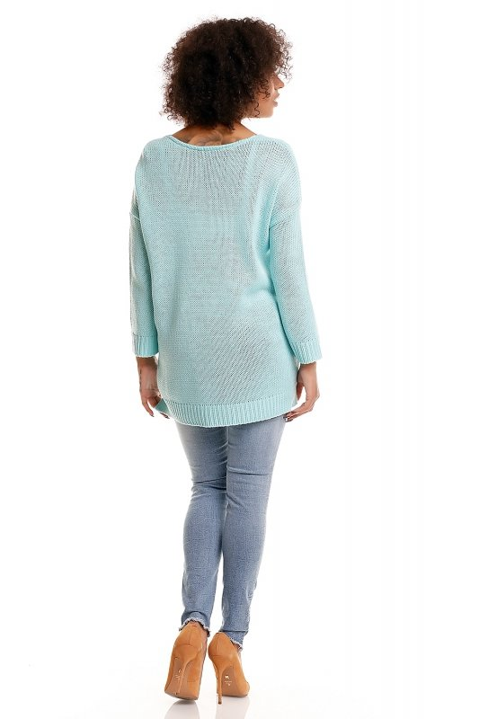 Sweter model 30045C Ice Mint