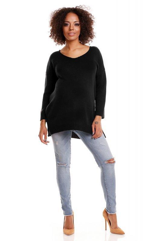 Sweter model 30045C Black