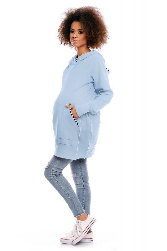 Bluza model 1481 Sky Blue
