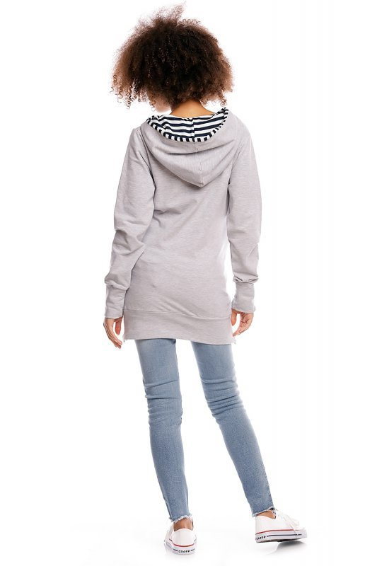 Bluza model 1481 Light Gray