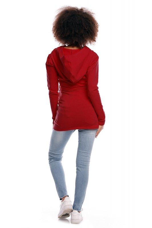 Bluza model 1473 Crimson