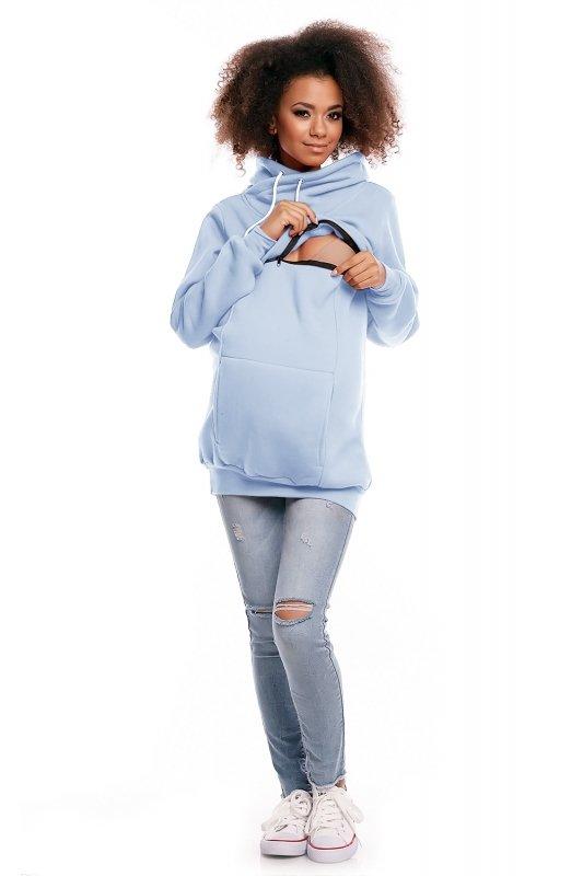 Bluza model 1479 Sky Blue