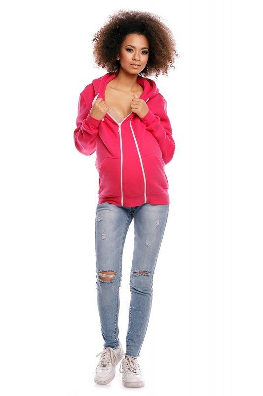 Bluza model 1478 Amaranth