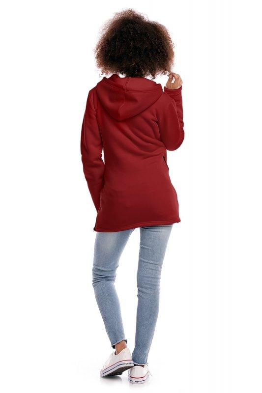 Bluza model 1477 Crimson