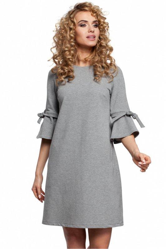 Sukienka Model MOE286 Grey