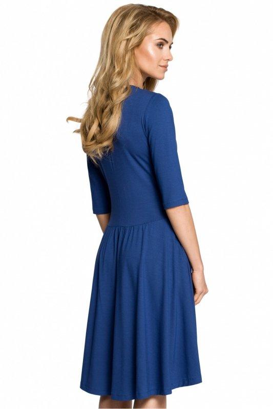 Sukienka Model MOE314 Blue