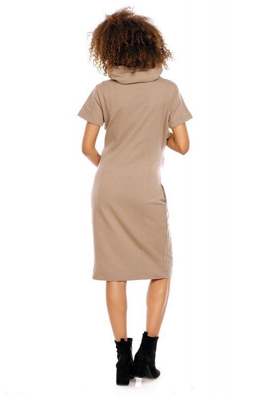 Sukienka model 1581 Cappuccino