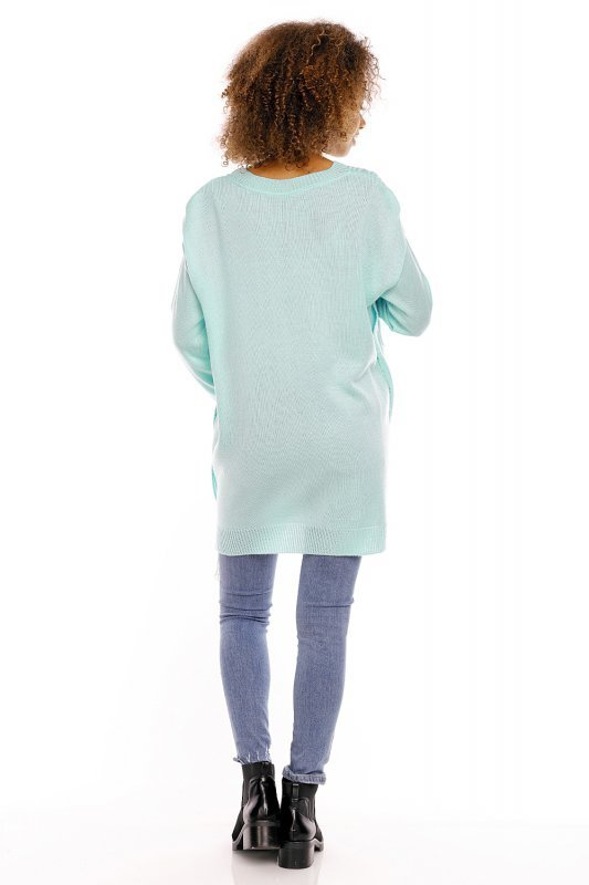 Sweter model 70007C Ice Mint