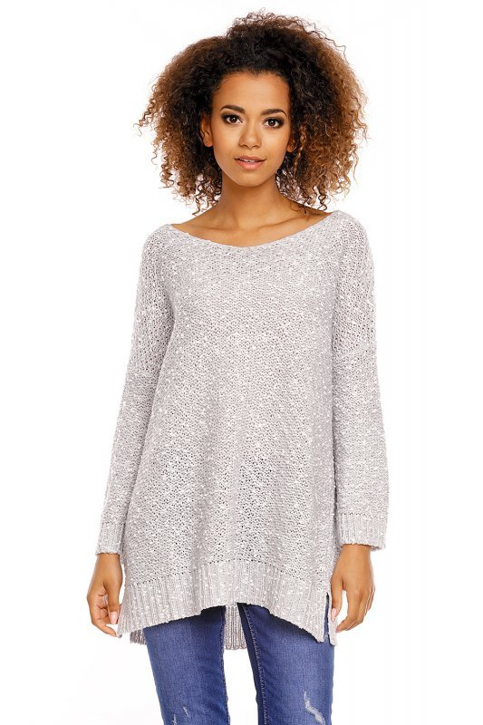 Sweter model 70005 Gray