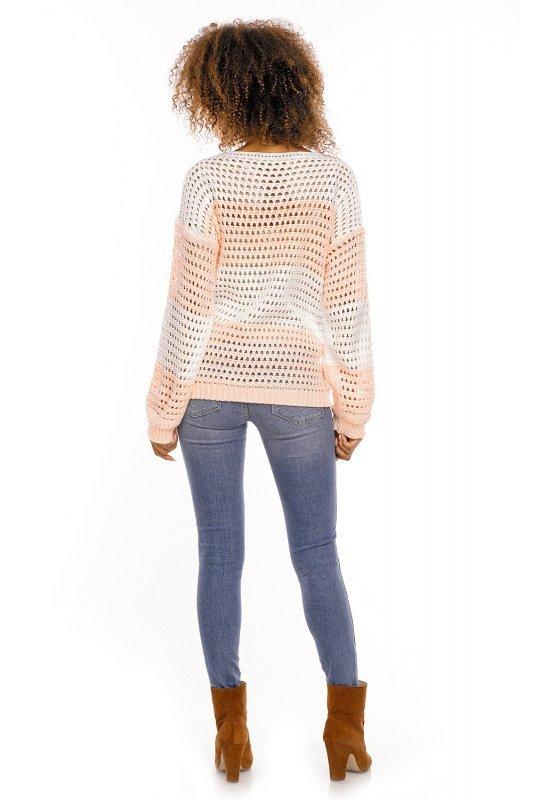 Sweter model 70002C Apricot