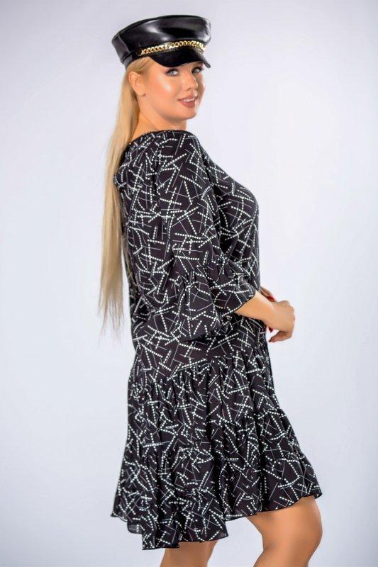Sukienka KAJA trapezowa