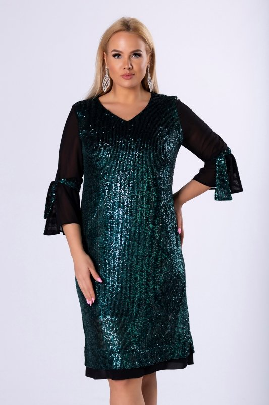 Sukienka SPARKLE błyszcząca