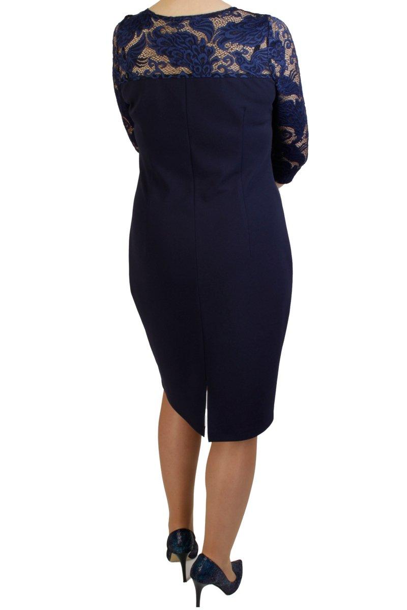 granatowa-elegancka-sukienka-plus-size-midi-z-koronka-tyl
