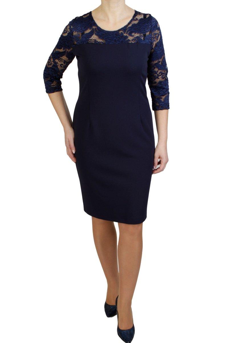 granatowa-elegancka-sukienka-plus-size-midi-z-koronka-przod
