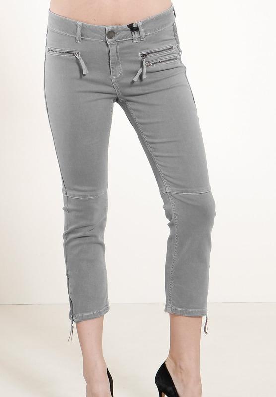 Szare-spodnie-damskie-jeans-plus-size-XXL-rybaczki-diamenciki