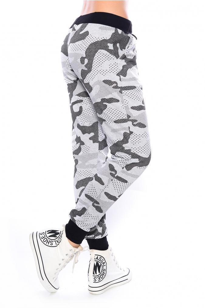 Spodnie-damskie-plus-size-dresowe-xl-dla-puszystych-moro-dlugie-nogawki-szare-tyl