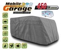 Pokrowiec na przyczepę kempingową Mobile Garage 450ER, Dł. 425-450 Cm