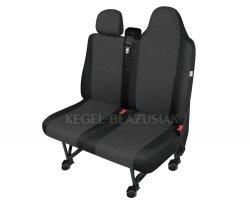 Pokrowiec do samochodów dostawczych Ares DV2 MASTER dual split seat