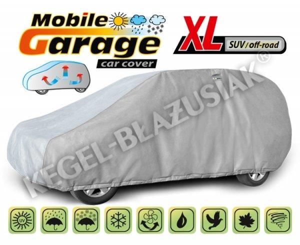 Pokrowiec na samochód MOBILE GARAGE roz. XL off-road/SUV