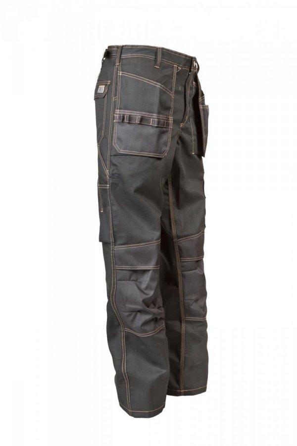 Spodnie do pasa Expert - czarne