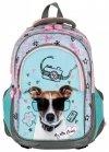 ZESTAW 3 el. Plecak szkolny St. Majewski My Little Friend DOG Piesek BP58 (28542SET3CZ)