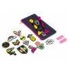 Naszywki do dekorowania + saszetka COLORINO (91336)
