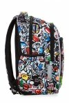 Plecak CoolPack LED STRIKE S GRAFFITI (94405)