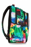 Plecak CoolPack LED JOY L w kolorowe smugi RAINBOW LEAVES (96775)