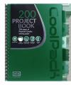 Kołobrulion kołozeszyt A4 200 stron ZIELONY CoolPack (94047CP)