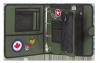 COOLPACK Teczka wielofunkcyjna organizer MATE, zielona w znaczki, BADGES GREEN (86028CP)
