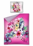 Komplet pościeli pościel My Little Pony Kucyki 160 x 200 cm (MLP27DC)