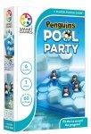 Gra logiczna Pingwiny Zabawa w basenie, Smart Games (SG431)