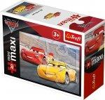 TREFL Puzzle miniMaxi 20 el. Cars Auta (21014)