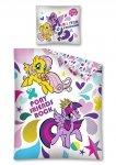 Komplet pościeli pościel My Little Pony Kucyki 140 x 200 cm (MLP22DC)