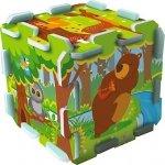 TREFL Puzzle piankowe Puzzlopianka FOREST FUN 5 W 1 (60698)